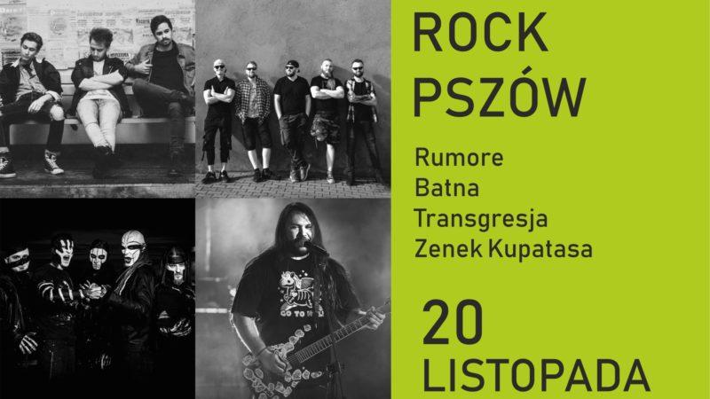 Rock Trendy w nowej odsłonie, jako Rock Pszów!